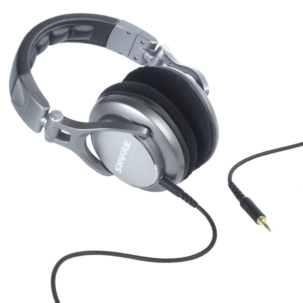 SRH940 Headphones by Shure